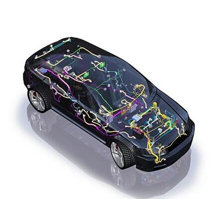 汽车电子系统对线束设计提出新挑战高清图片