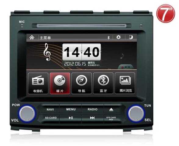 高灵敏度am/fm数字收音机(分屏机兼容原车收音机)