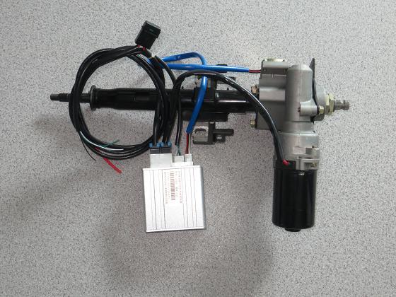 加力尔研发新ESP 电动助力转向系统 产品高清图片